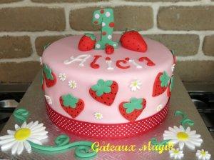 fraise alicia