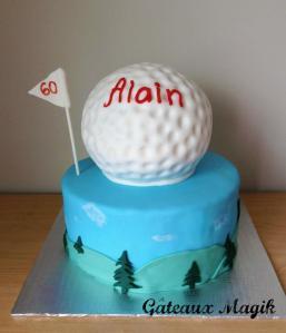 golf alain