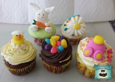 cupcakes paques